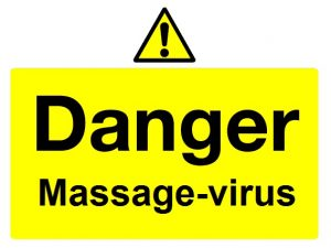 Massage-virus