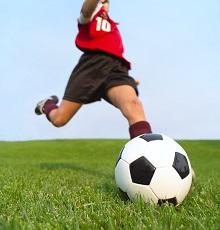 Gespecialiseerde sportmassage bij voetballers